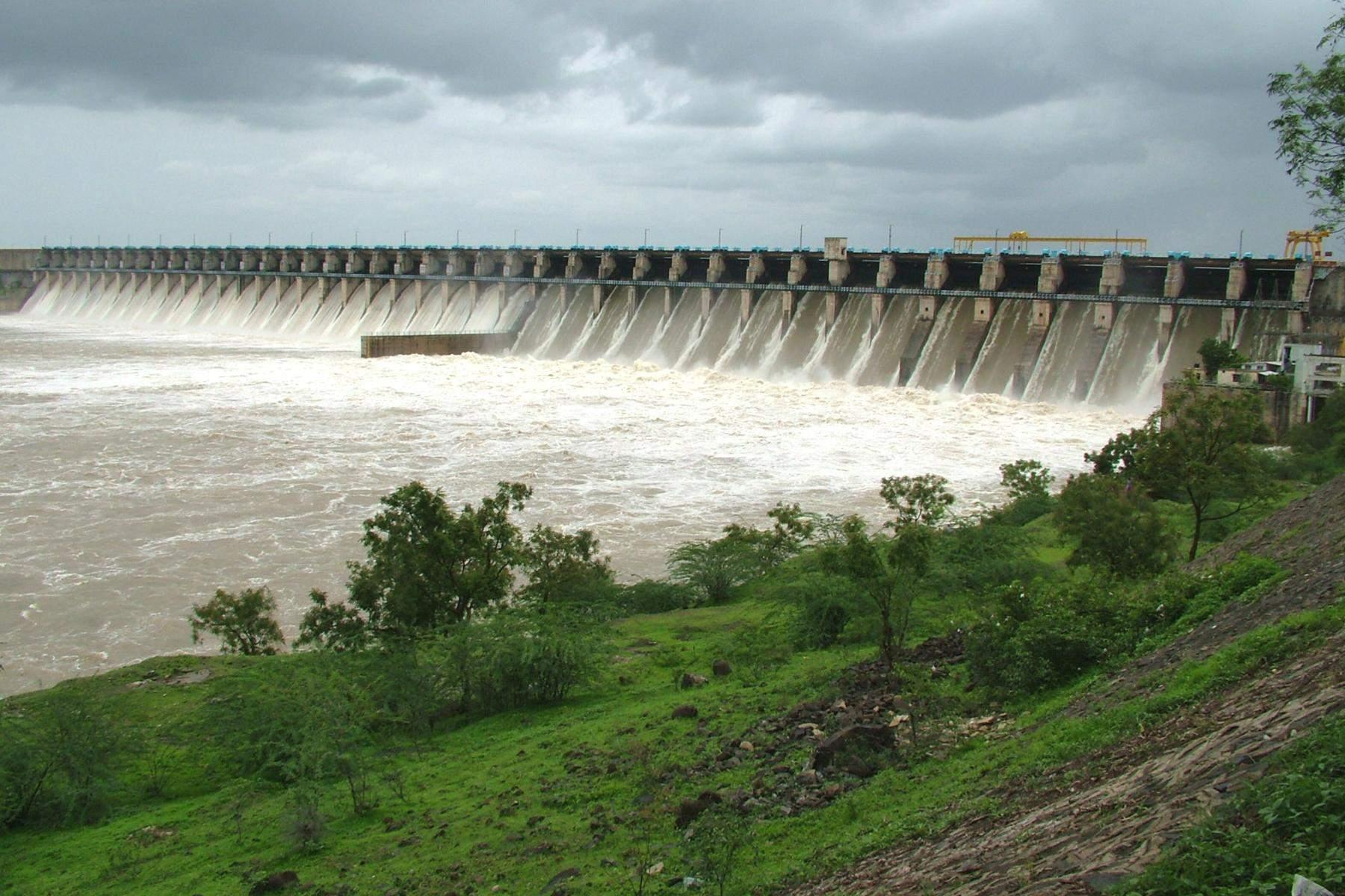 Ujani Dam Amp Reservoir