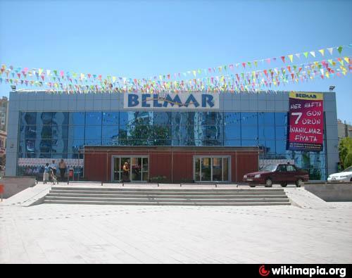 Belmar Market , kayseri