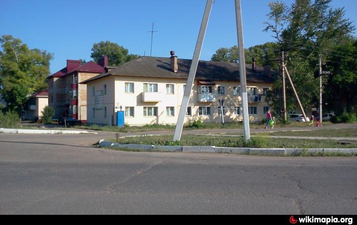 Уруссу фото по домам
