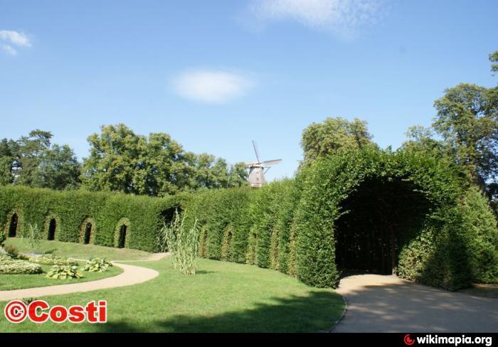 Sizilianischer Garten Potsdam