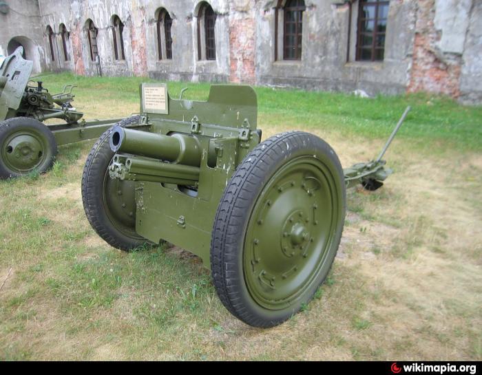 Полковая 76 Мм Пушка Образца 1927 Года - фото 3