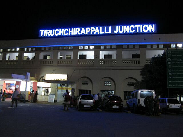 Tiruchchirapali Train Station