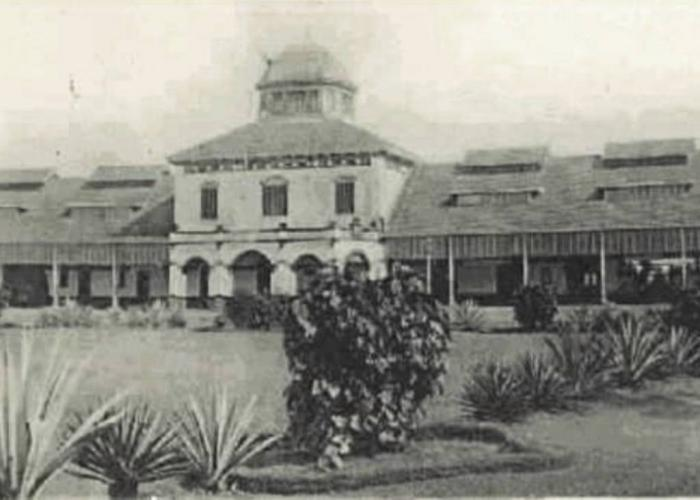 Semarang Tawang Main Railway Station Semarang