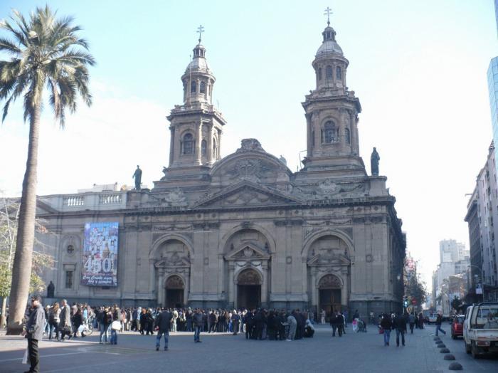 Fotos del centro historico de santiago de chile 10