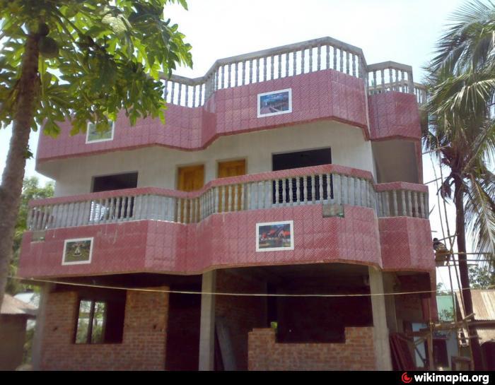 Md majharul all hasan house for Bangla house photo