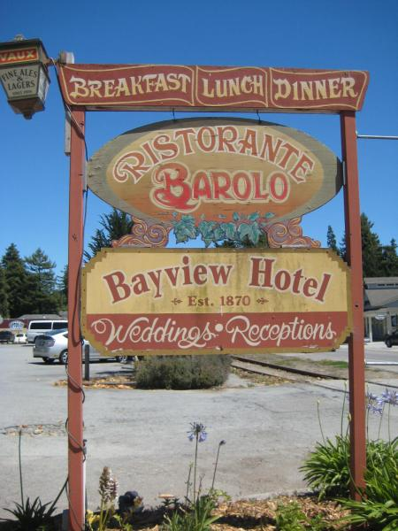 Bayview Hotel Bed And Breakfast Aptos