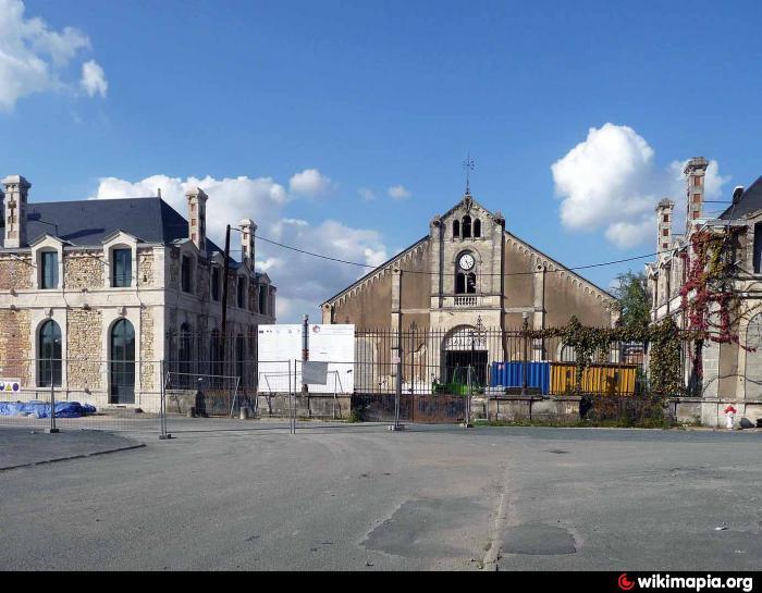 Ancienne usine de la manufacture balsan ecole d 39 ing nieurs for Balsan france