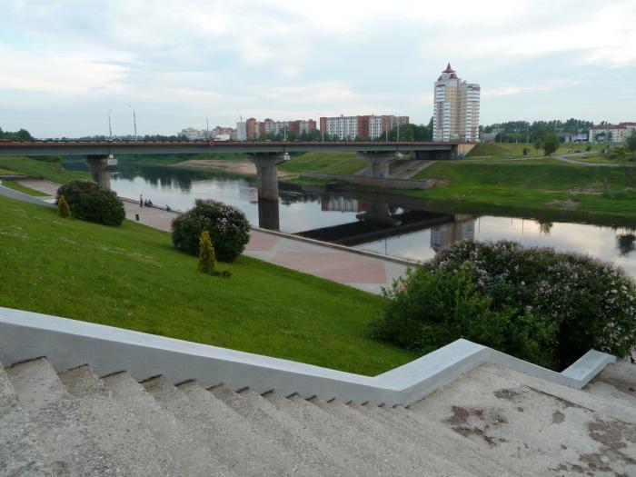 мост блохина в витебске фото