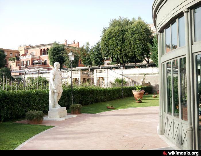Villa Savorgnan Di Brazz Ef Bf Bd Roma
