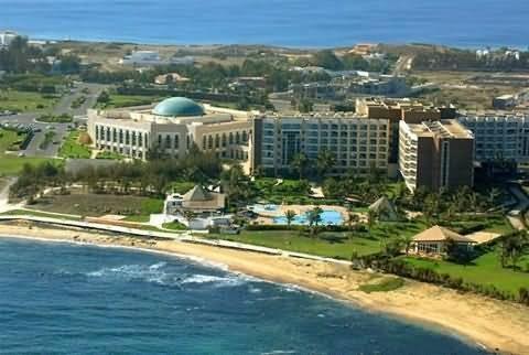 King Fahd Palace Hotel Senegal