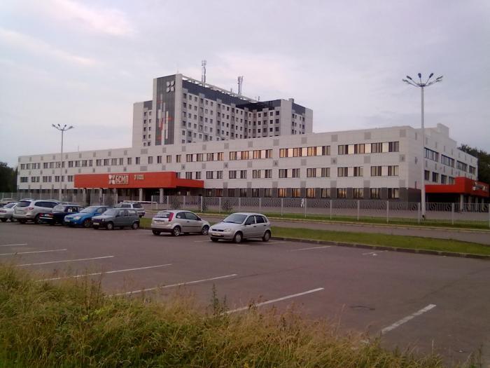 Адрес бауманской больницы