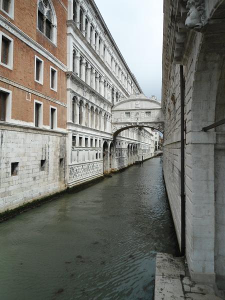 التنهدات البندقية إيطاليا