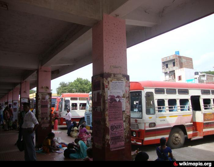 Tiruttani India  City new picture : Tiruttani Bus Terminal Tiruttani