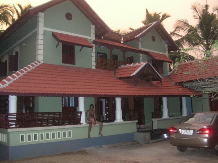 Palangat Odayoth House, Near Annapoorneswari Temple Cherukunnu.