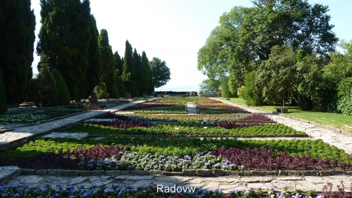 God\'s garden (Allah-Bahcha) - Balchik