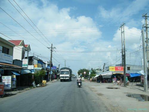 Kien Luong (Kien Giang) Vietnam  city photos : Huyện Châu Thành tỉnh Kiên Giang