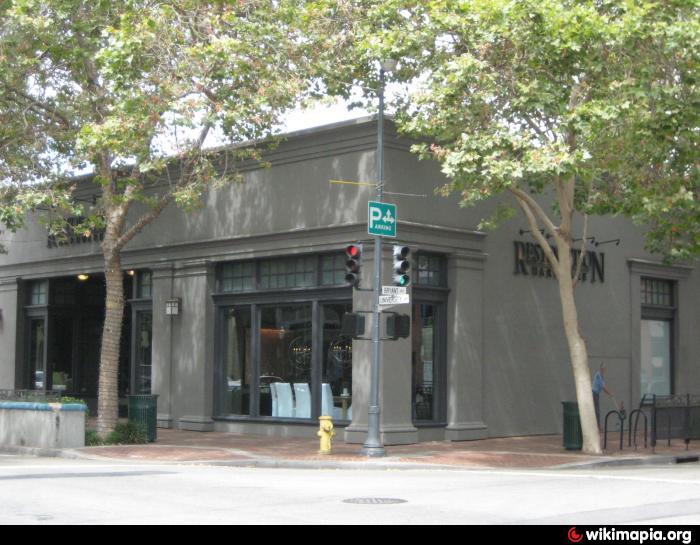 Restoration Hardware Palo Alto California