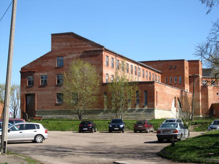 Больницы и поликлиники волховского района ленинградской области