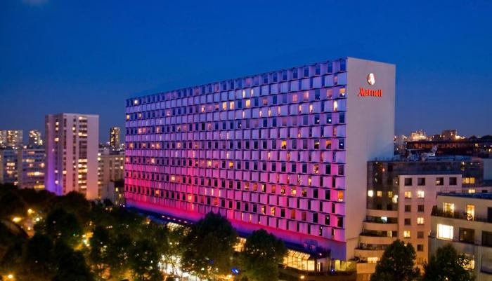 hotels travel parst paris marriott rive gauche hotel conference center