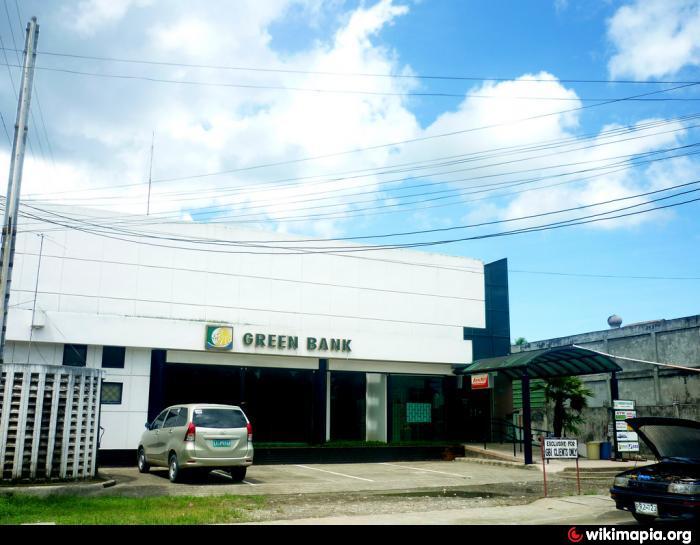 Green Bank City Green Bank Ampayon mf Branch