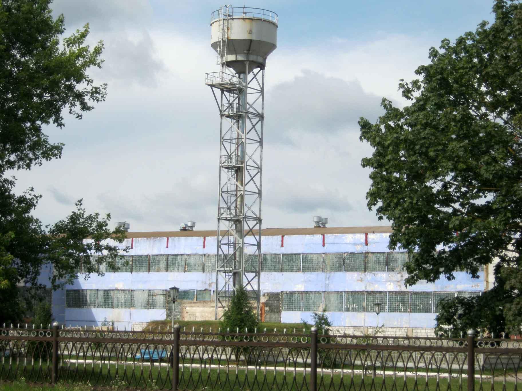 Ивацевичи жби жби завод в карелии