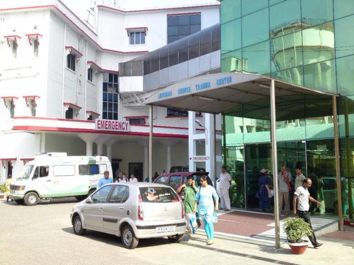 Rabindranath Tagore hospital kolkata
