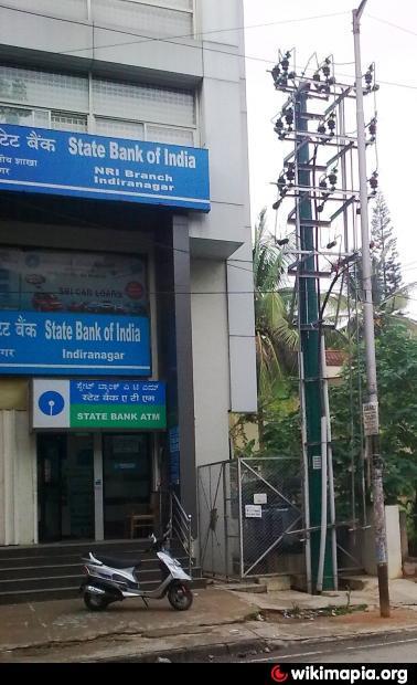 bank of india indiranagar bangalore branch