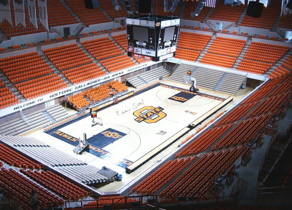 Gallagher-Iba Arena - Stillwater, Oklahoma