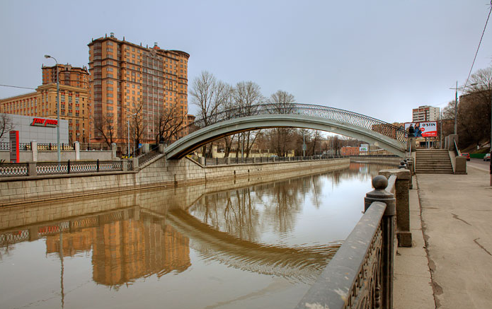 Картинки по запросу 6. Салтыковский мост