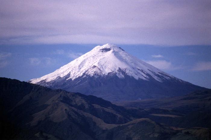 Cotopaxi volcano ccuart Gallery