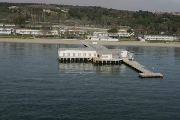 Florya Atatürk Marine Mansion - Istanbul