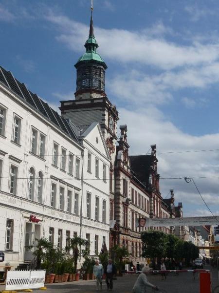 Postfiliale Schwerin