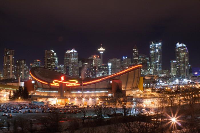 Hotels Near Scotiabank Saddledome Calgary Alberta