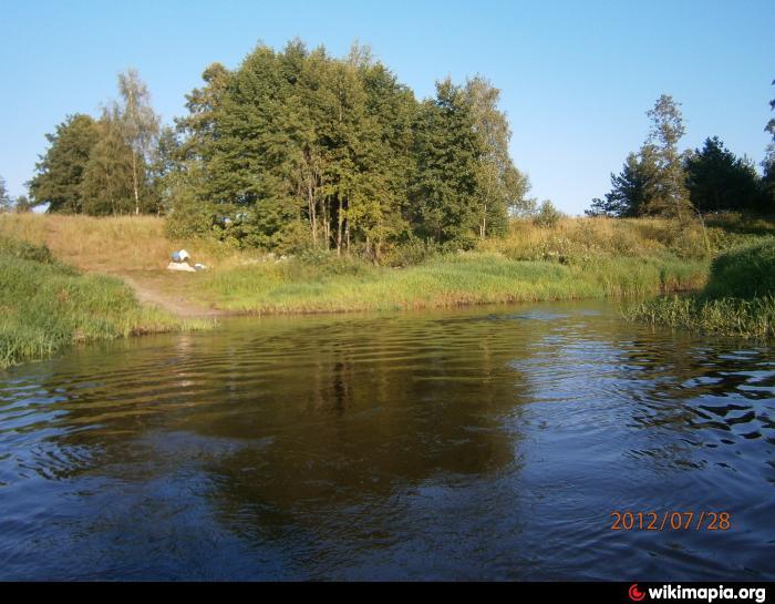 поселок цюрупы рыбалка