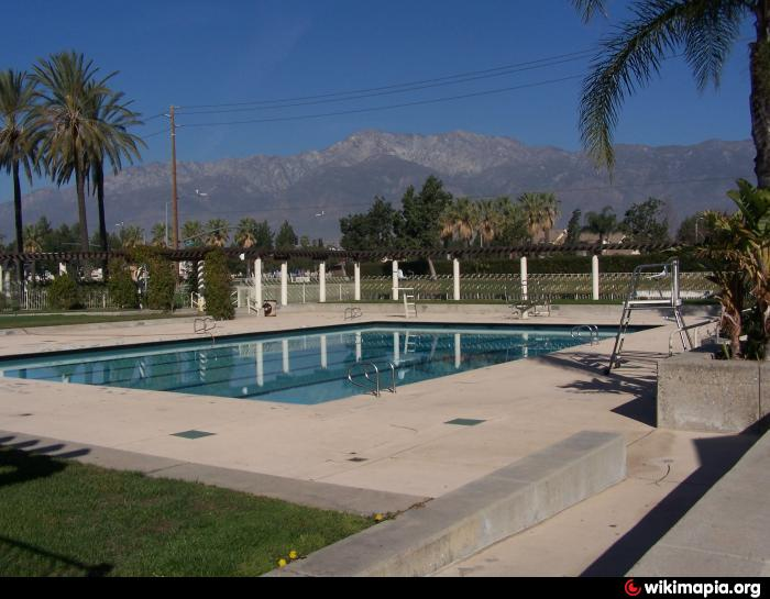 Heritage Pool Fontana California