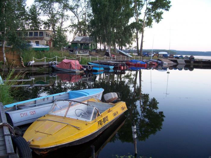 каменск уральский лодки