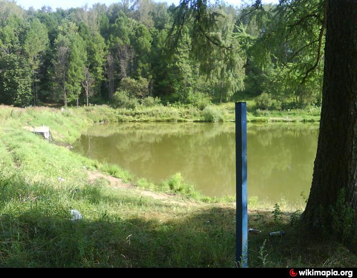 красногорский район рыбалка