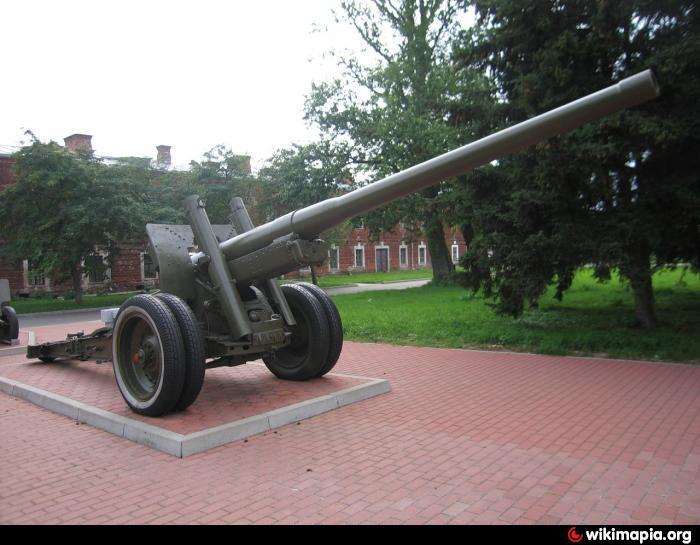 122-мм пушка образца 1931 года - фото 6