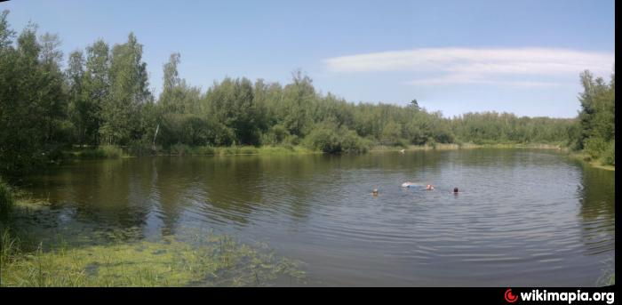 7 озер нижний новгород рыбалка
