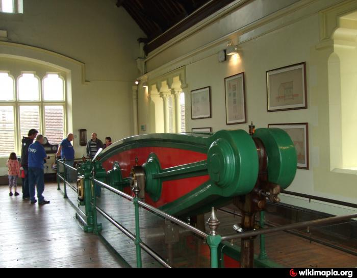 Blagdon Pumping Station
