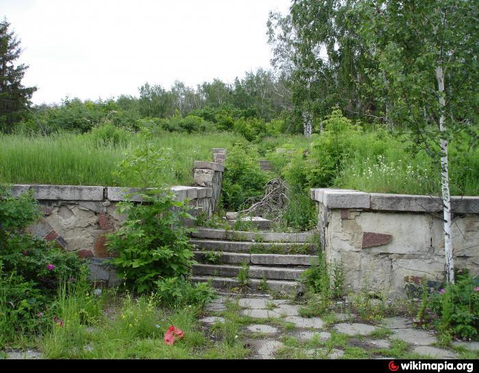 парка Дружбы народов СССР