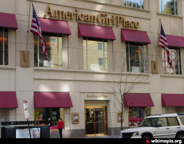 Official American Girl Chicago Store at Water Tower Place. Celebrate what it means to be an American Girl with fun today and memories forever.