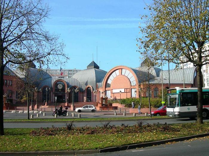 Vitry-sur-Seine France  city photos gallery : municipalité / commune , [dessiner seulement les contours]