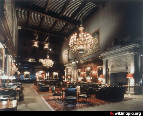 Harvard Club Of New York City New York City New York