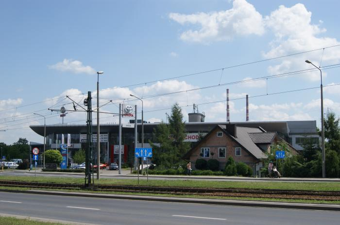 Salon samochodowy krakow