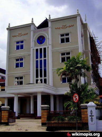 Balai Kota Ambon Kota Ambon