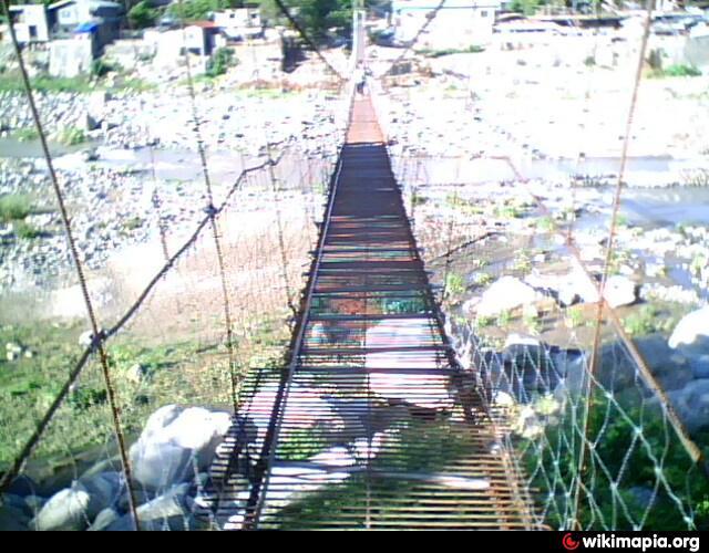 Hanging Bridge - Bagulin
