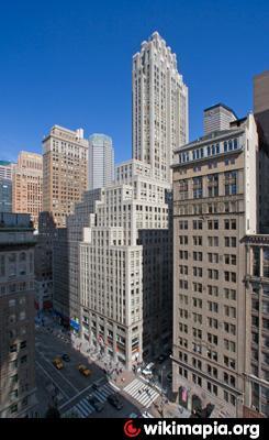 Lefcourt National Building New York City New York Office Building Skysc
