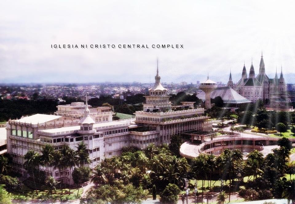 Iglesia Ni Cristo Central Complex Quezon City Iglesia Ni Cristo Religious Center