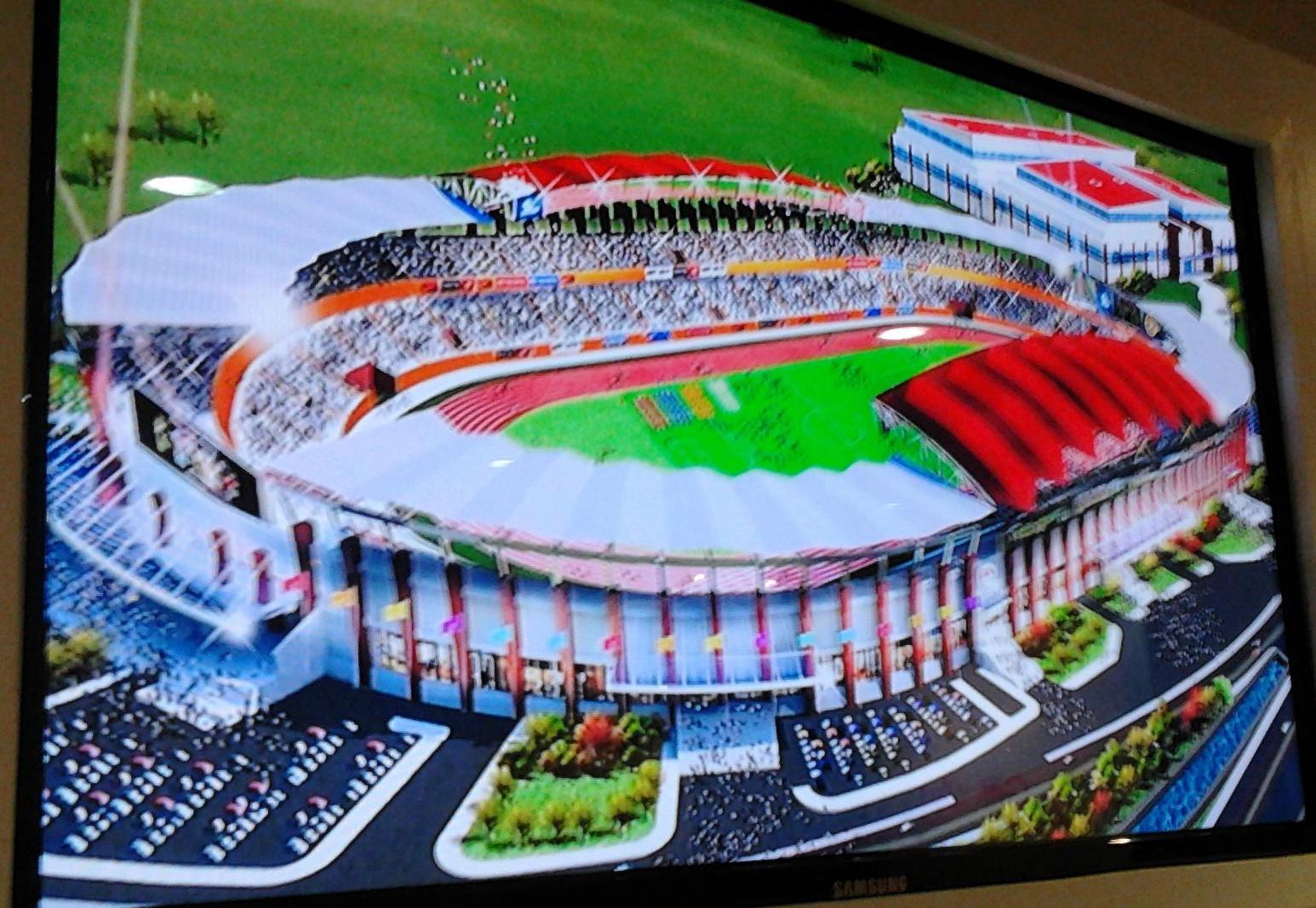 Philippine Arena Stadium